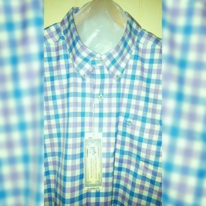 Southern Tide Button-Front Shirt Men's Large NWT